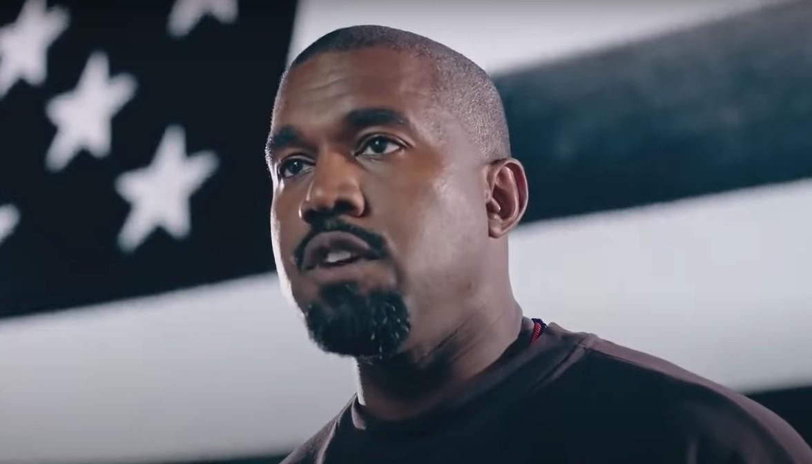 Spot wyborczy Kanye Westa jest śmieszny istraszny równocześnie