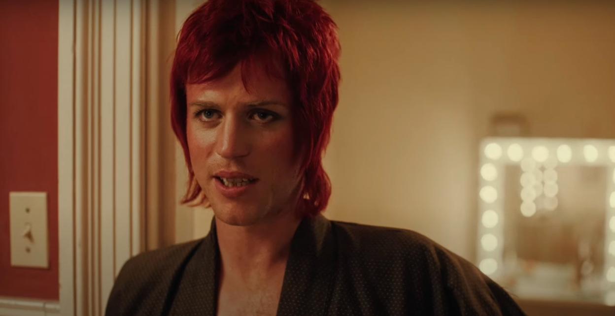 Jest trailer filmu fabularnego oDavidzie Bowie. Niewygląda todobrze