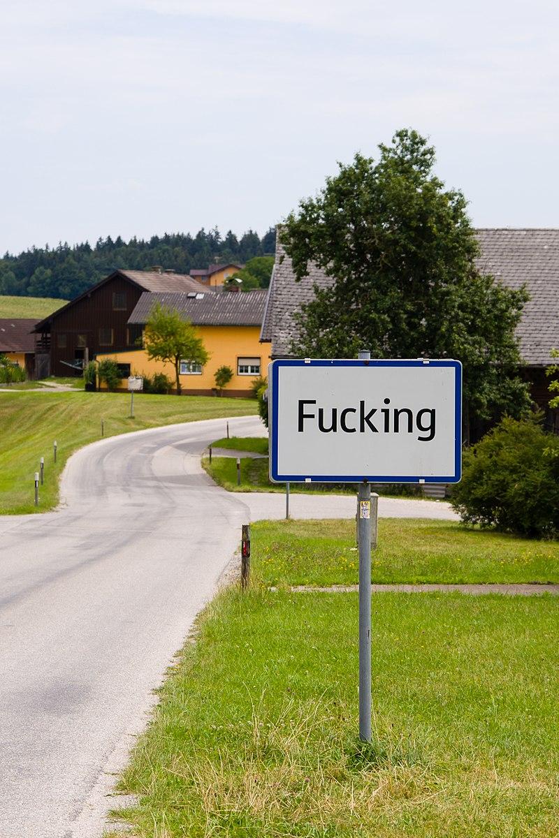 Austriacka wioska Fucking zmienia nazwę. Wiecie dlaczego