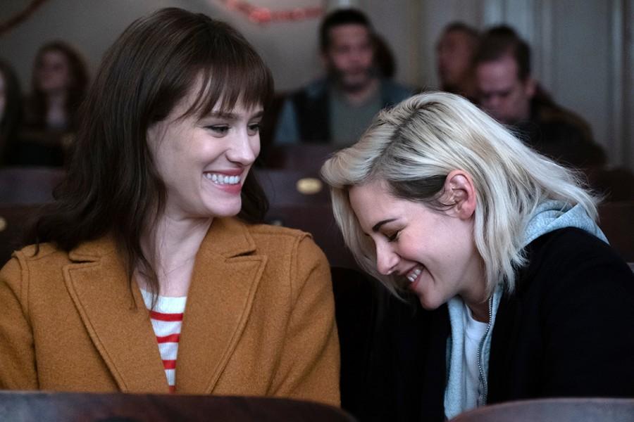 Kristen Stewart wtrailerze lesbijskiej, świątecznej komedii romantycznej