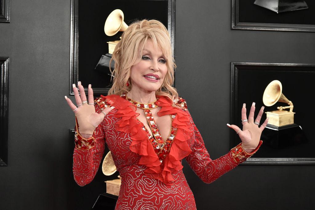 Dolly Parton miała udział wopracowaniu szczepionki naCOVID-19