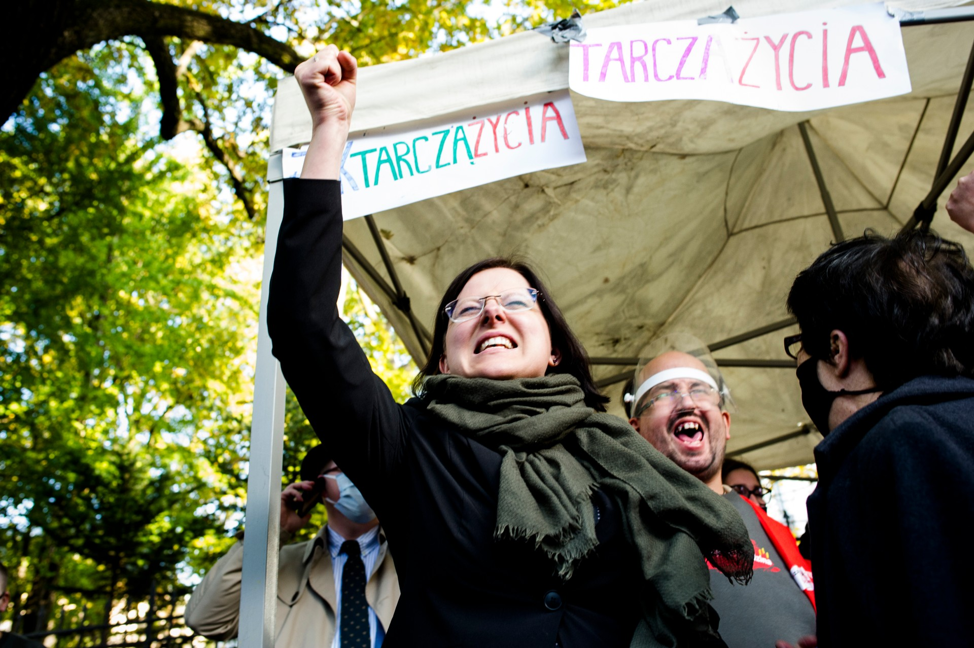 """Kaja Godek składa wsejmie projekt """"Stop LGBT"""". Chce zakazać marszów równości"""