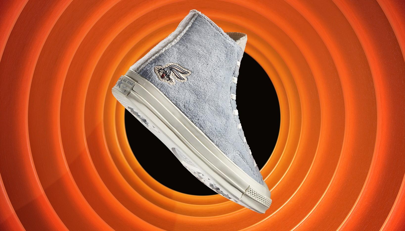 Takdoktorku, Converse wypuszcza kolekcję zKrólikiem Bugsem