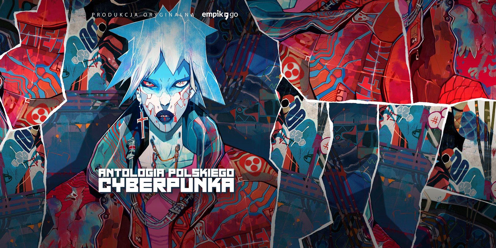 Powstała antologia polskiego cyberpunka wwersji audio. Muzykę stworzył Steez zPRO8L3Mu