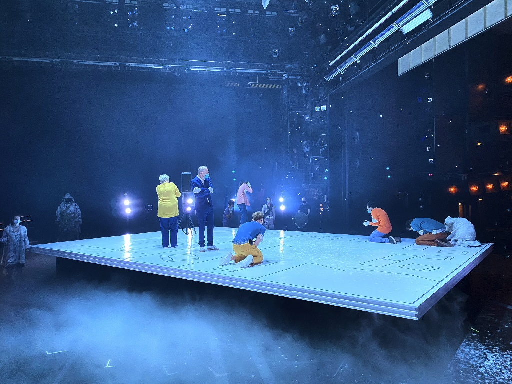 Electro-opera Bena Frosta wramach festiwalu Ephemera dozobaczenia online