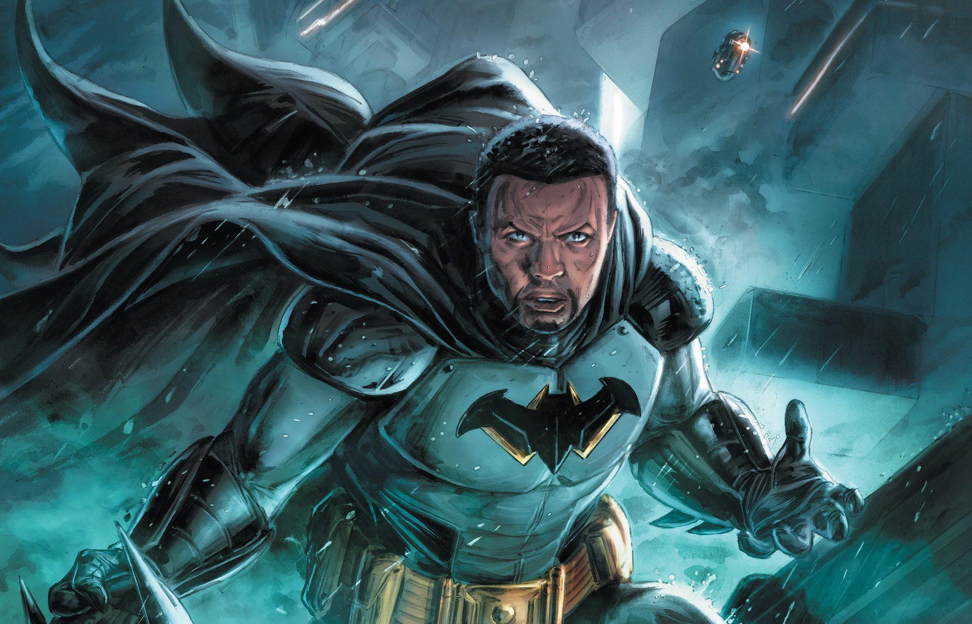 Następny komiksowy Batman będzie czarnoskóry