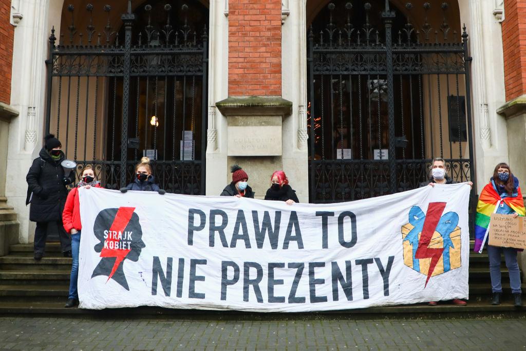 Strajk Kobiet stworzył platformę konsultacji społecznych