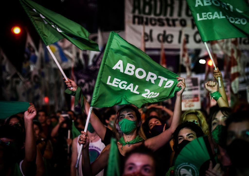 Argentyna legalizuje darmową aborcję