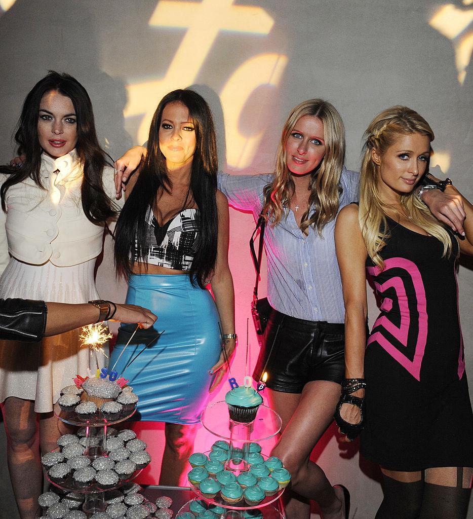 Konflikt Paris Hilton iLindsay Lohan doczekał się scenariusza filmowego