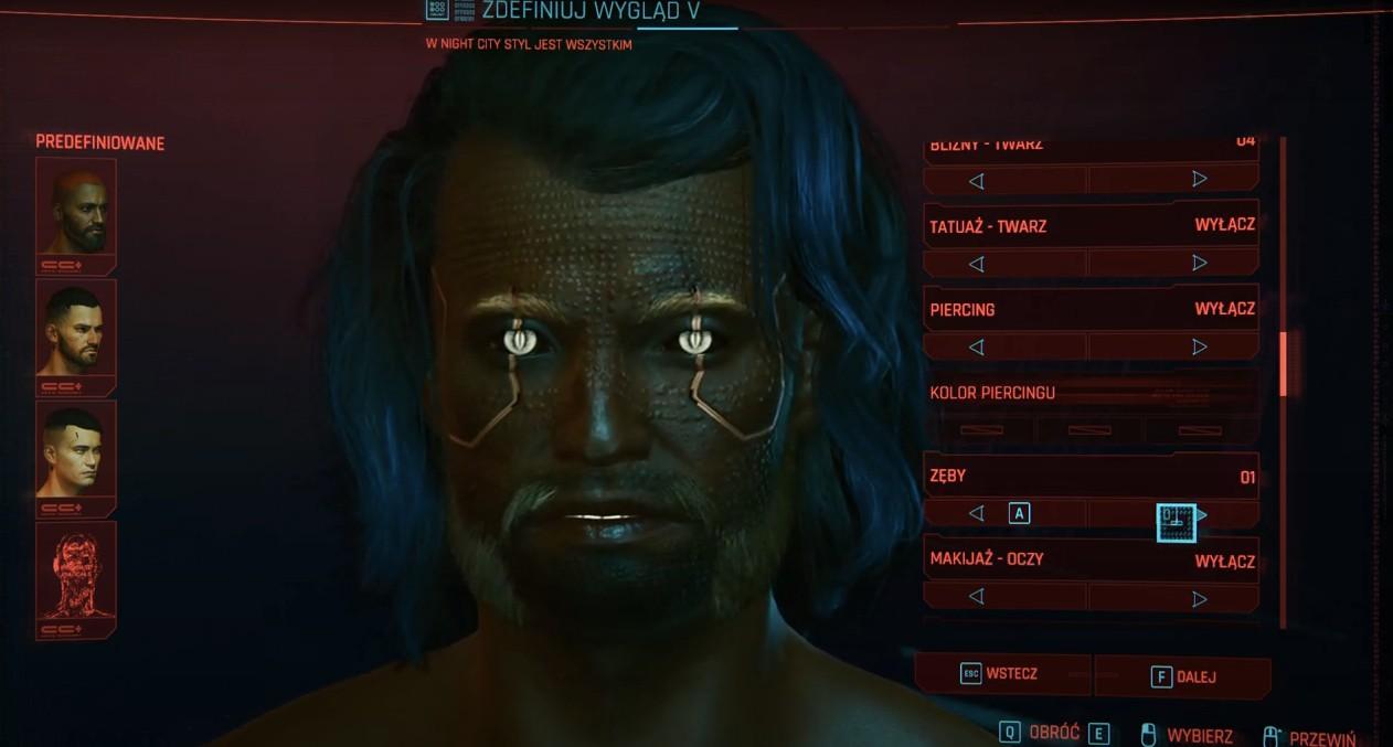 """Klocuch zrecenzował """"Cyberpunk 2077"""". """"Grafika nawet słaba"""""""