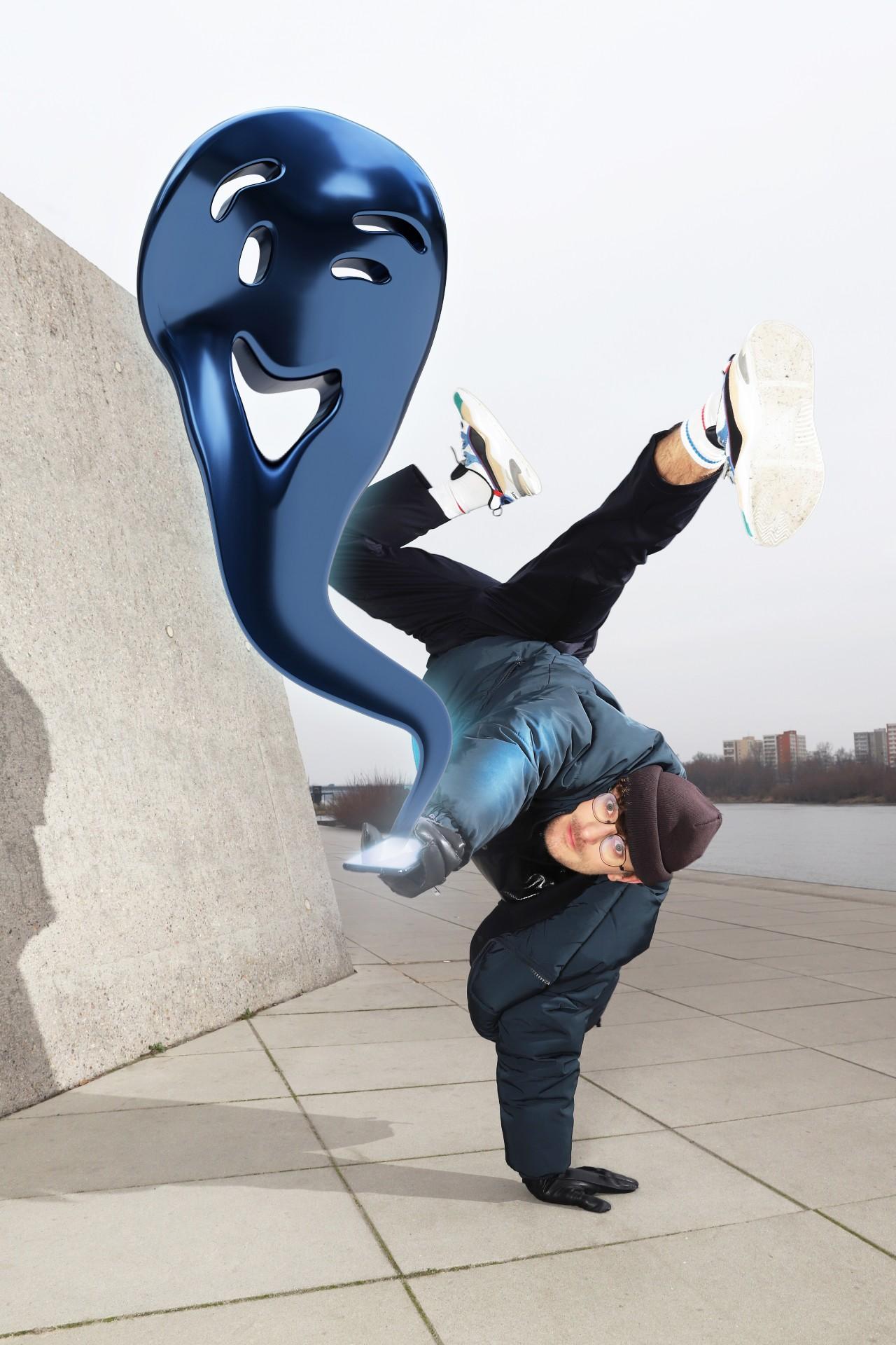 Jakub Józef Orliński stworzy prawdziwy hologram przy pomocy Galaxy S20 FE 5G marki Samsung