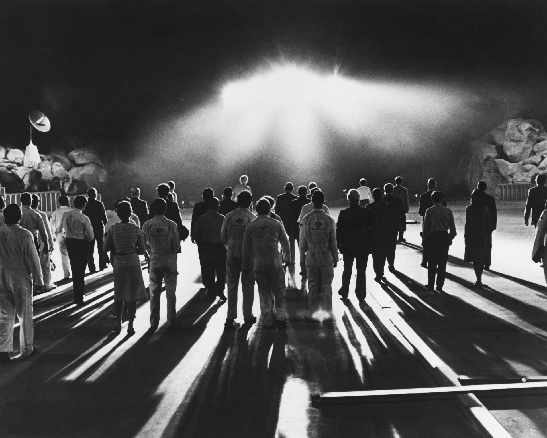 CIA odtajniło tysiące dokumentów dotyczących UFO