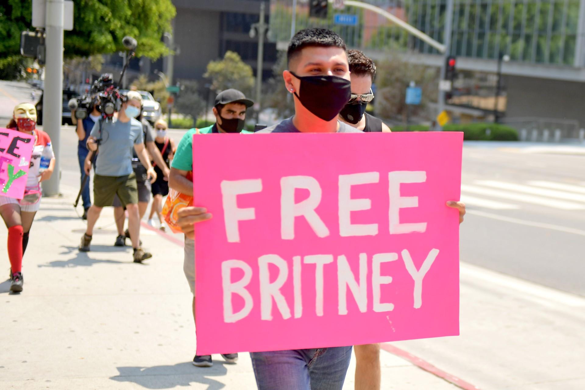 Powstał dokument obatalii Britney Spears okontrolę nadswoim życiem. Jest trailer
