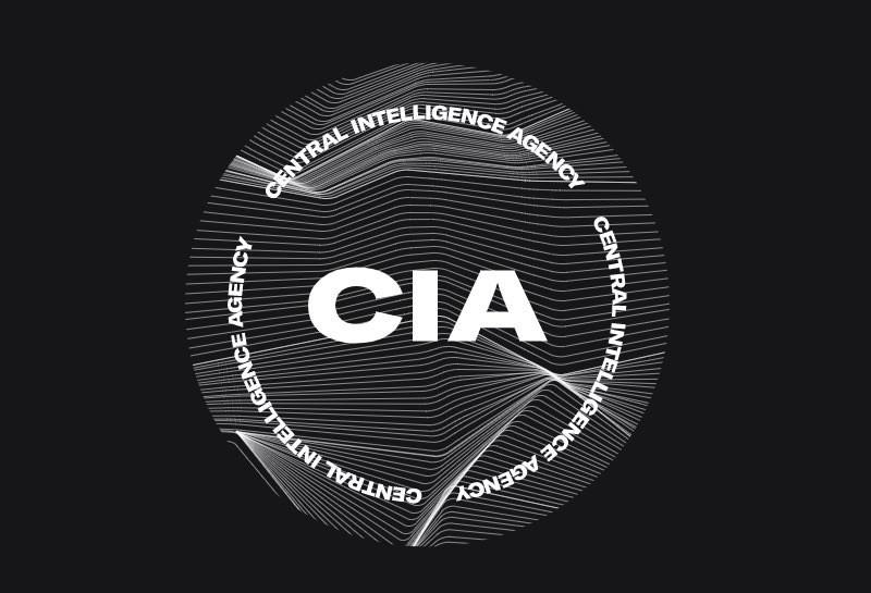Nowe logo CIA wygląda jak ulotka promująca techno imprezę. Taktwierdzi internet