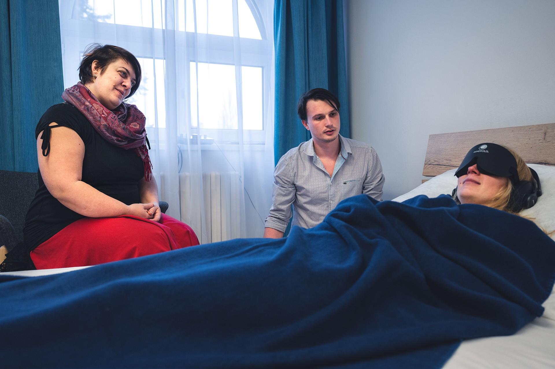 Czeska klinika jako pierwsza wEuropie leczy pacjentów zdepresją ketaminą