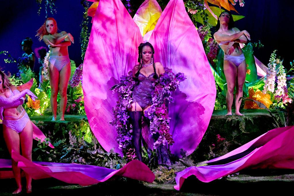 Rihanna zamyka swoją luksusową markę – Fenty fashion house