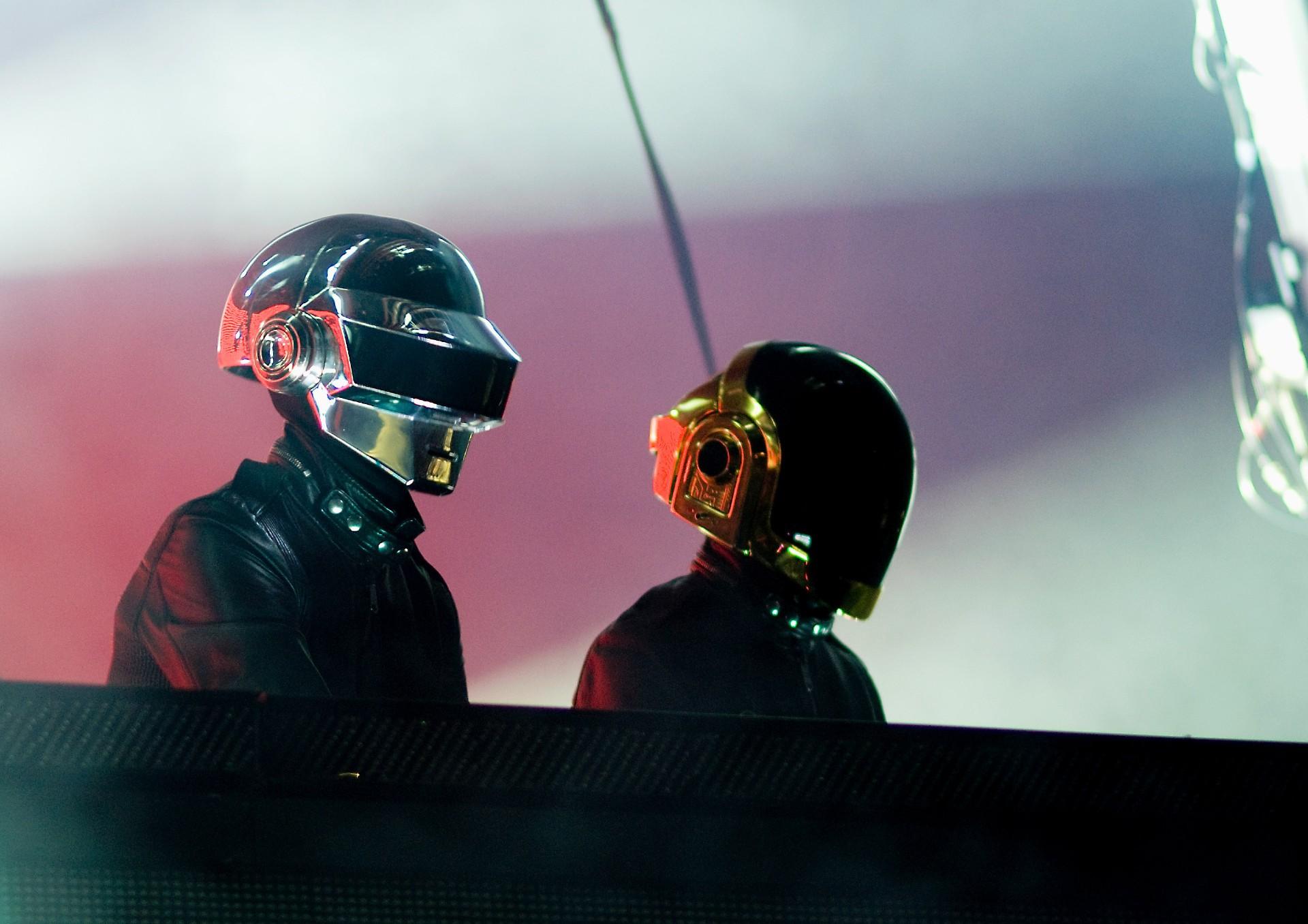 Daft Punk kończą działalność