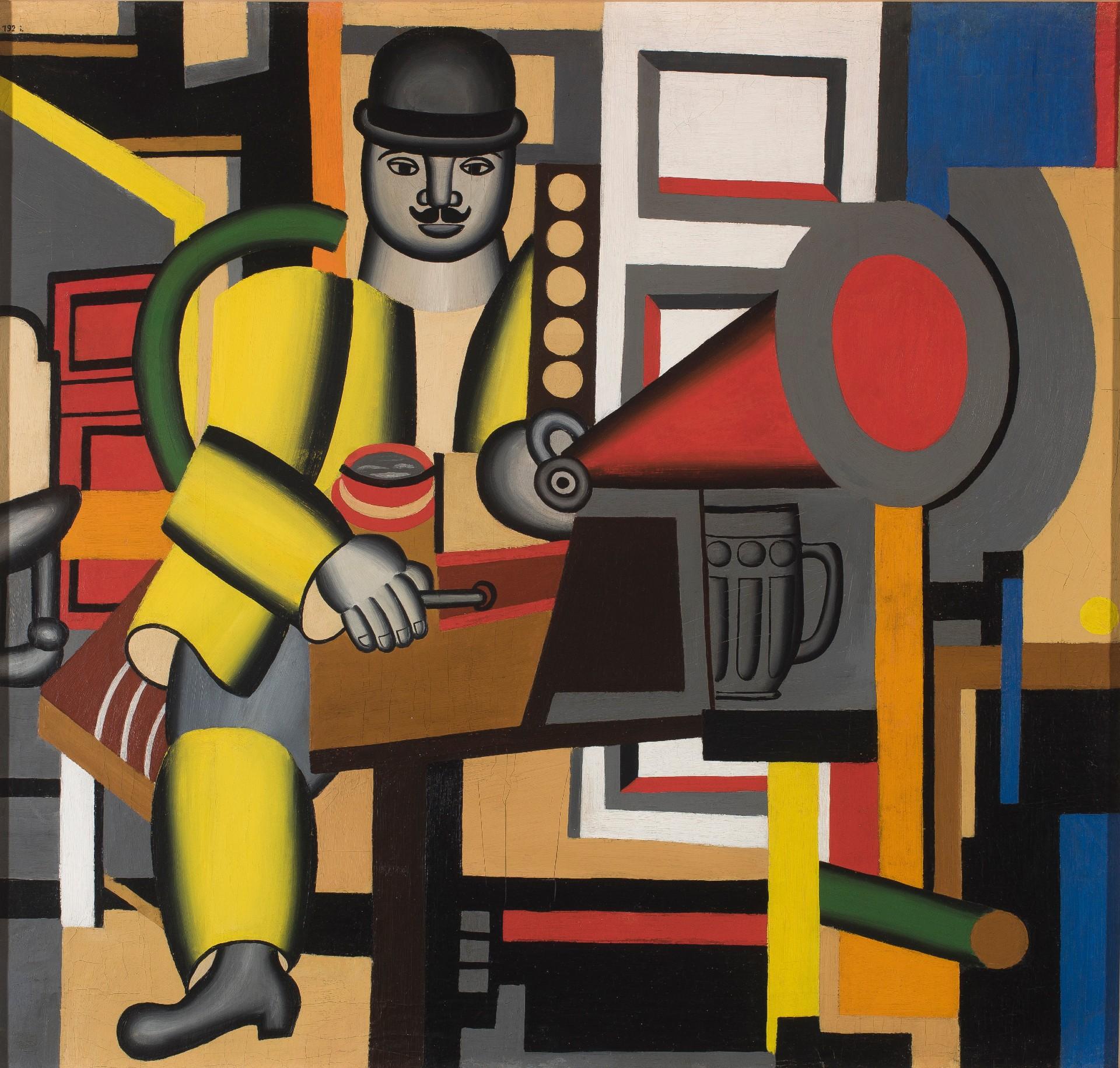 MSN wWarszawie prezentuje wystawę ważnego malarza polskiej nowoczesności. Będzie można ją obejrzeć nażywo