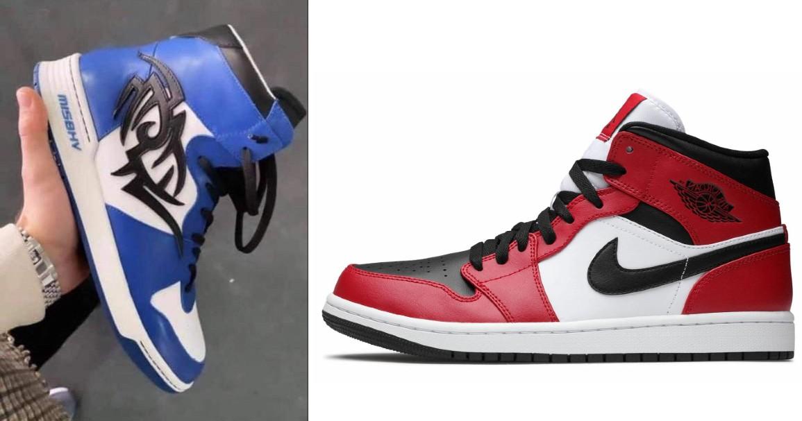 Nowe buty MISBHV mocno przypominają… Air Jordan 1 Nike'a