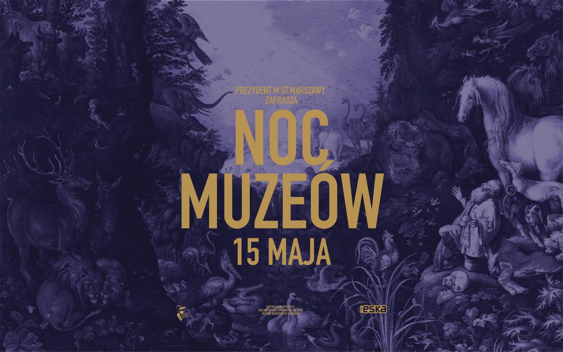Noc Muzeów wWarszawie już wten weekend. Jak będzie wyglądała?