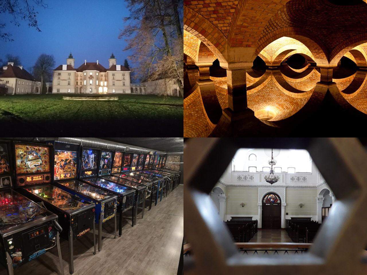 Noc Muzeów: Miejsca wWarszawie iokolicach, wktórychnigdy niebyliście