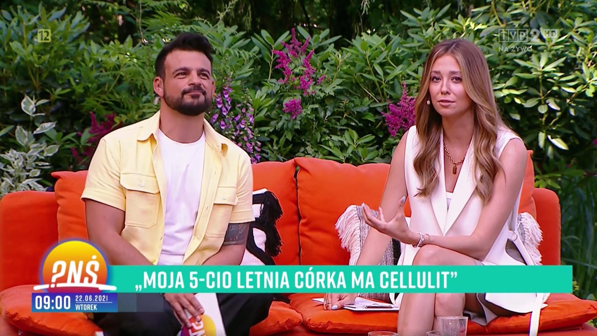"""""""Pytanie naŚniadanie"""" wTVP tropi cellulit upięciolatków"""