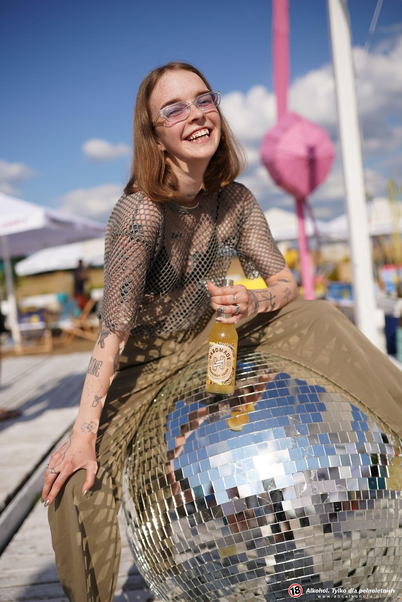 Jak imprezować wciągu dnia? Np.naHardmade City Festival. Opowiadają nam otym Neen Nah iZuza OK
