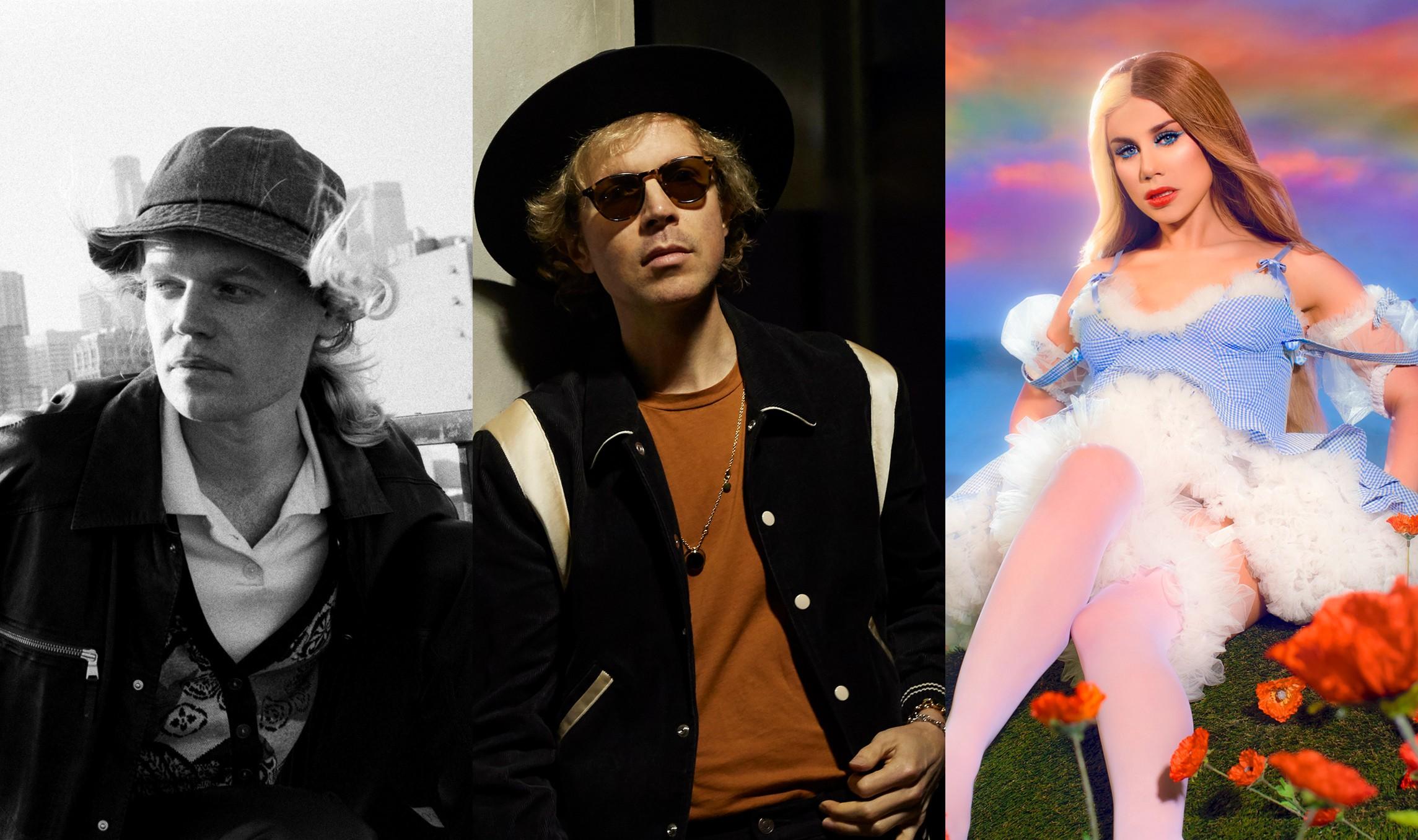 Triple trouble: Beck, Connan Mockasin iSlayyyter zagrają wPolsce