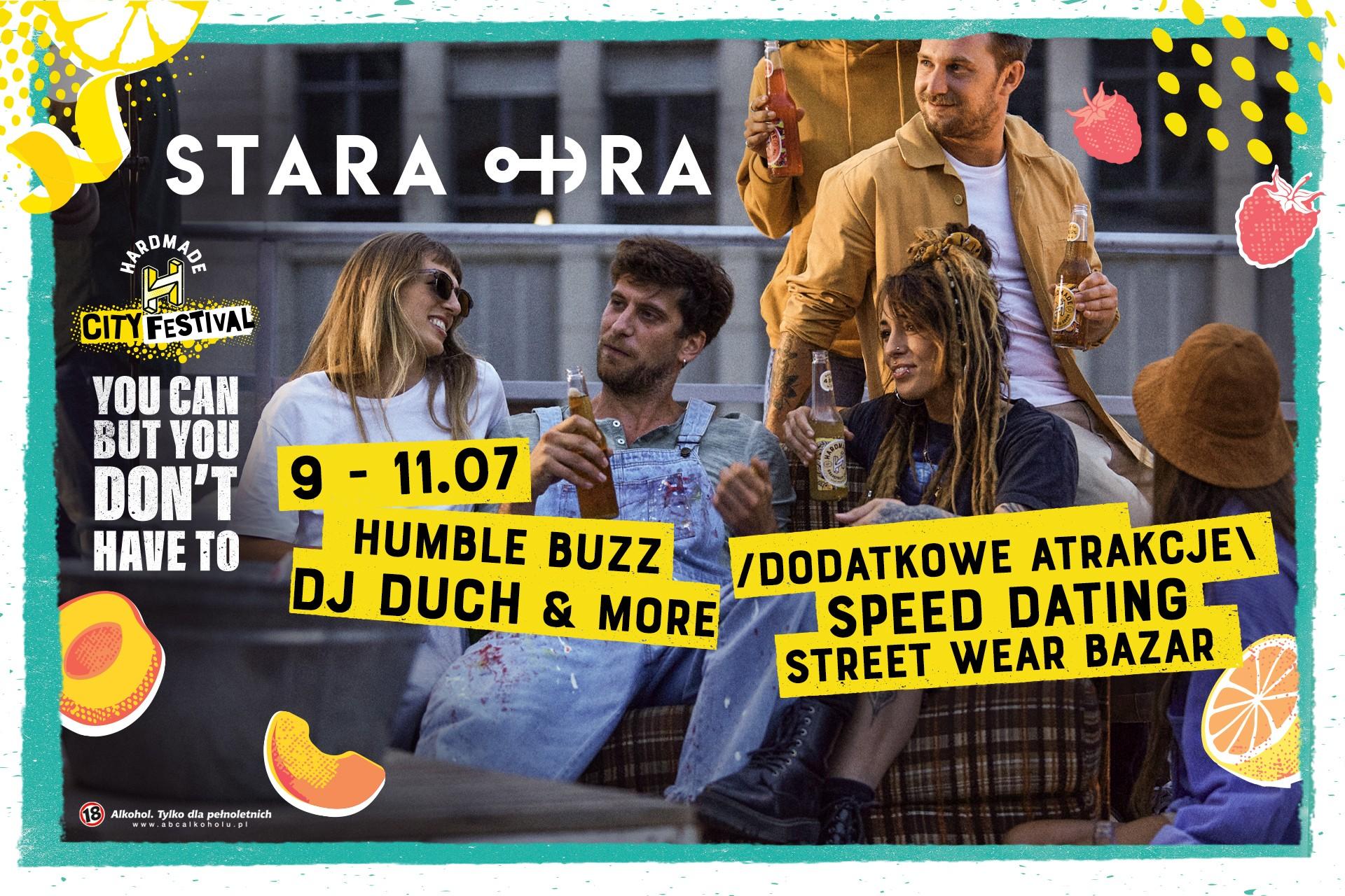 Kolejna odsłona Hardmade City Festival odwiedzi Wrocław już wten weekend