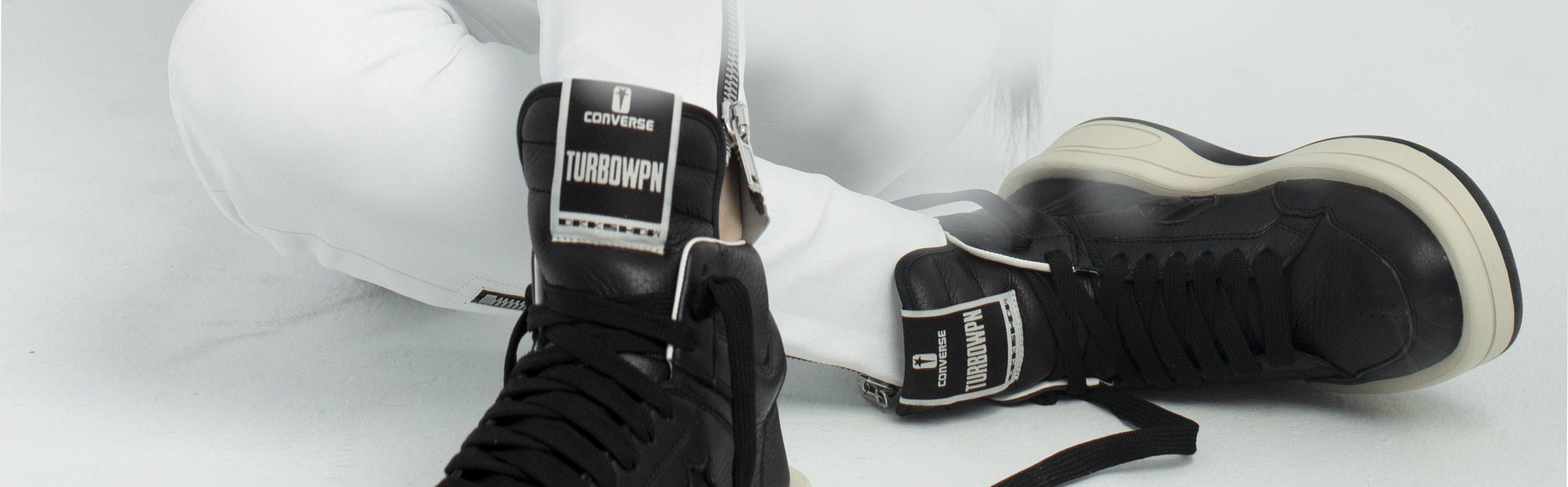 Nowa kolekcja butów Converse zmyślą oprzyszłości