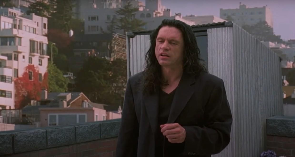"""""""The Room"""" Tommy'ego Wiseau zpolskim dubbingiem będzie pokazane wtrzech kinach"""