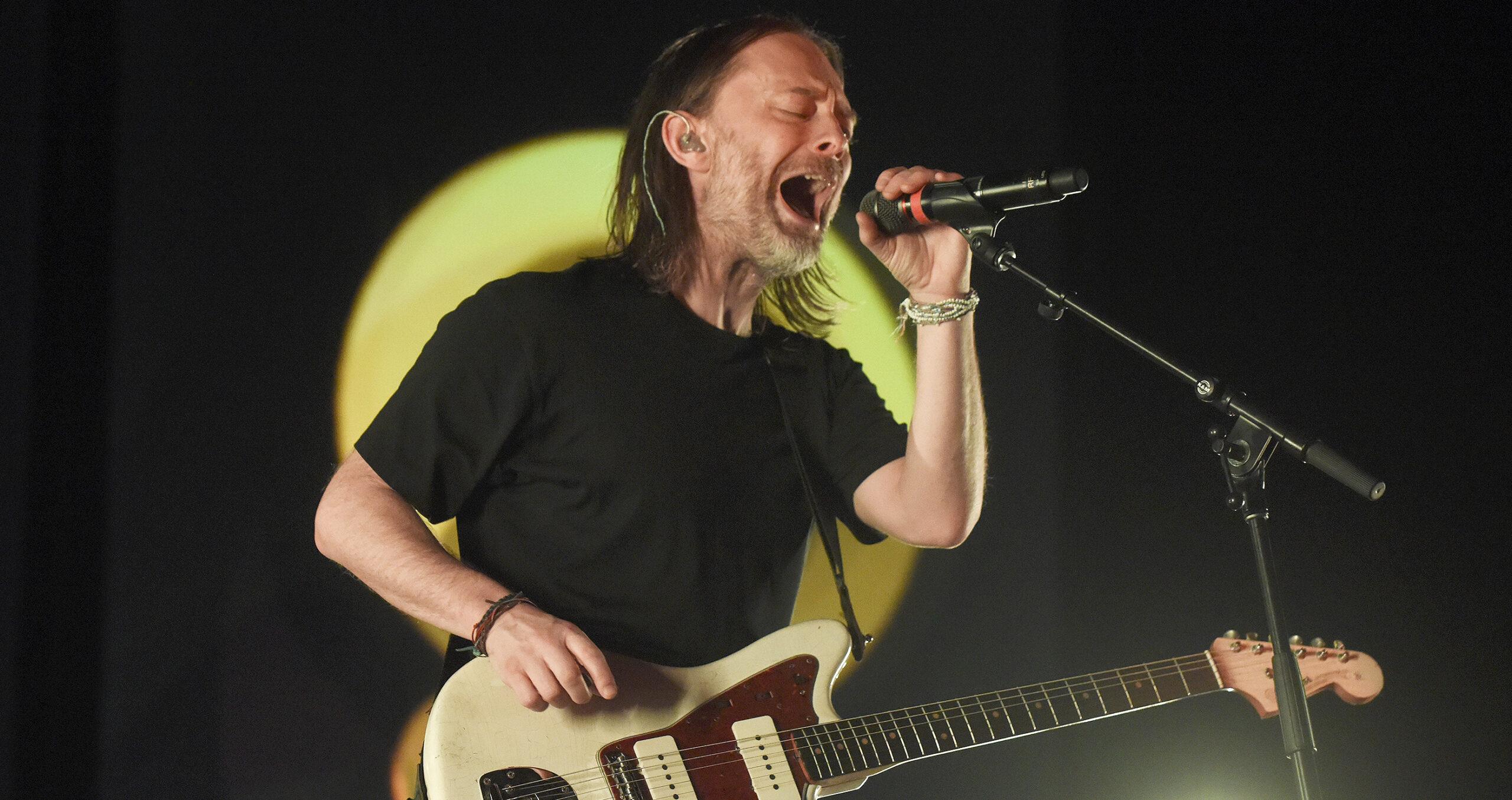 Członkowie Radiohead wydadzą aż dwie płyty ześwieżym materiałem