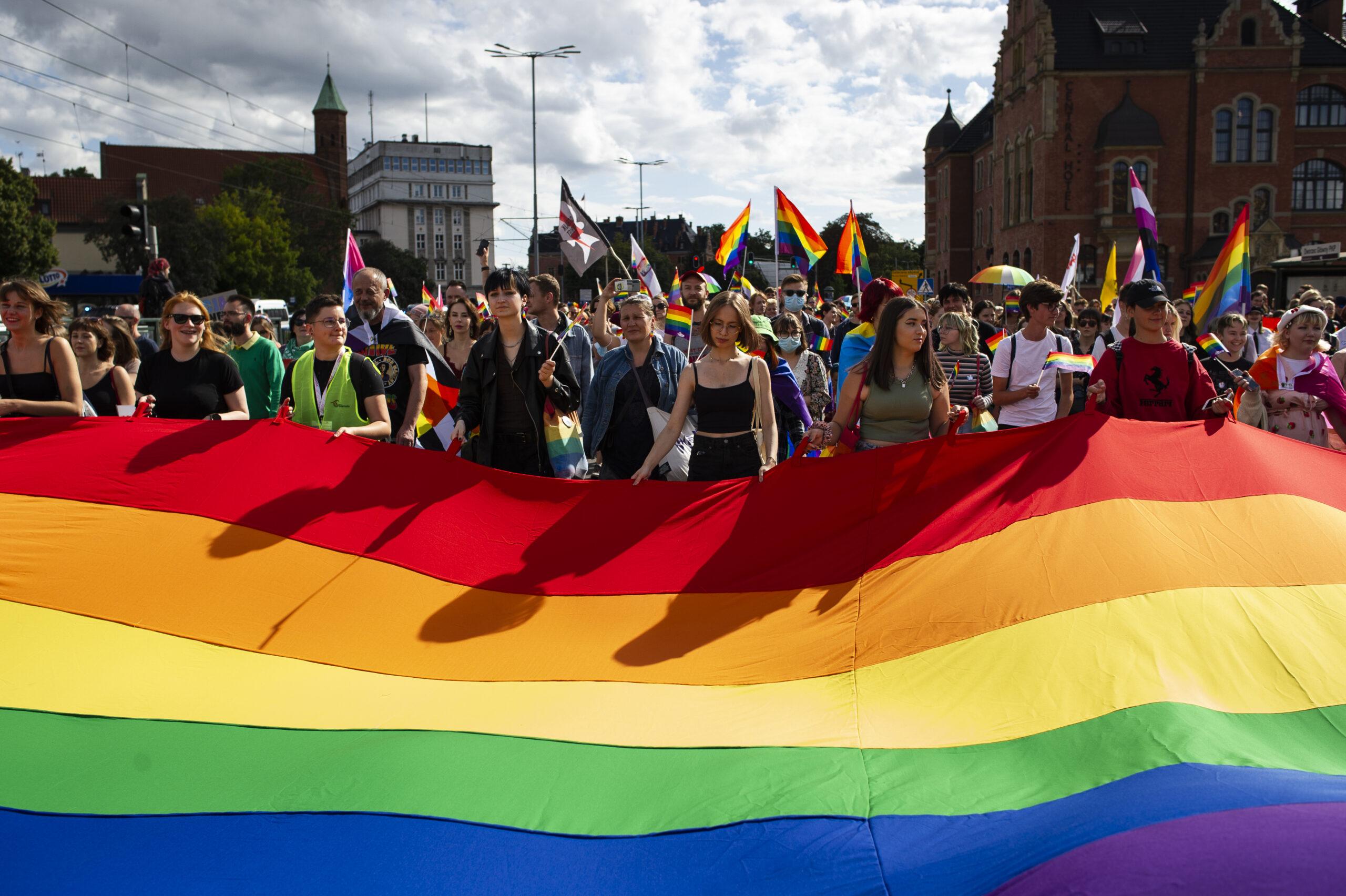 Oto 8 osób iorganizacji, które w2021 roku dały nadzieję polskiemu środowisku LGBTQ