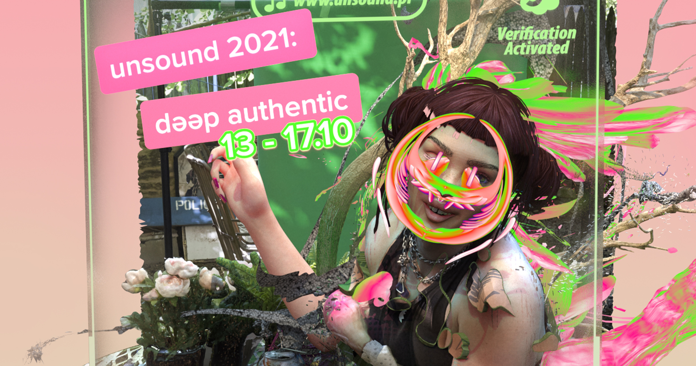 Science-fiction, muzyka, turystyka: Unsound ogłosił ostateczny program