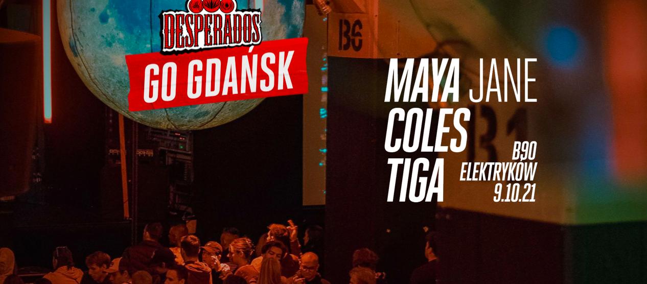 Maya Jane Coles iTiga zagrają wGdańsku. Sprawdź, jak zdobyć bilety