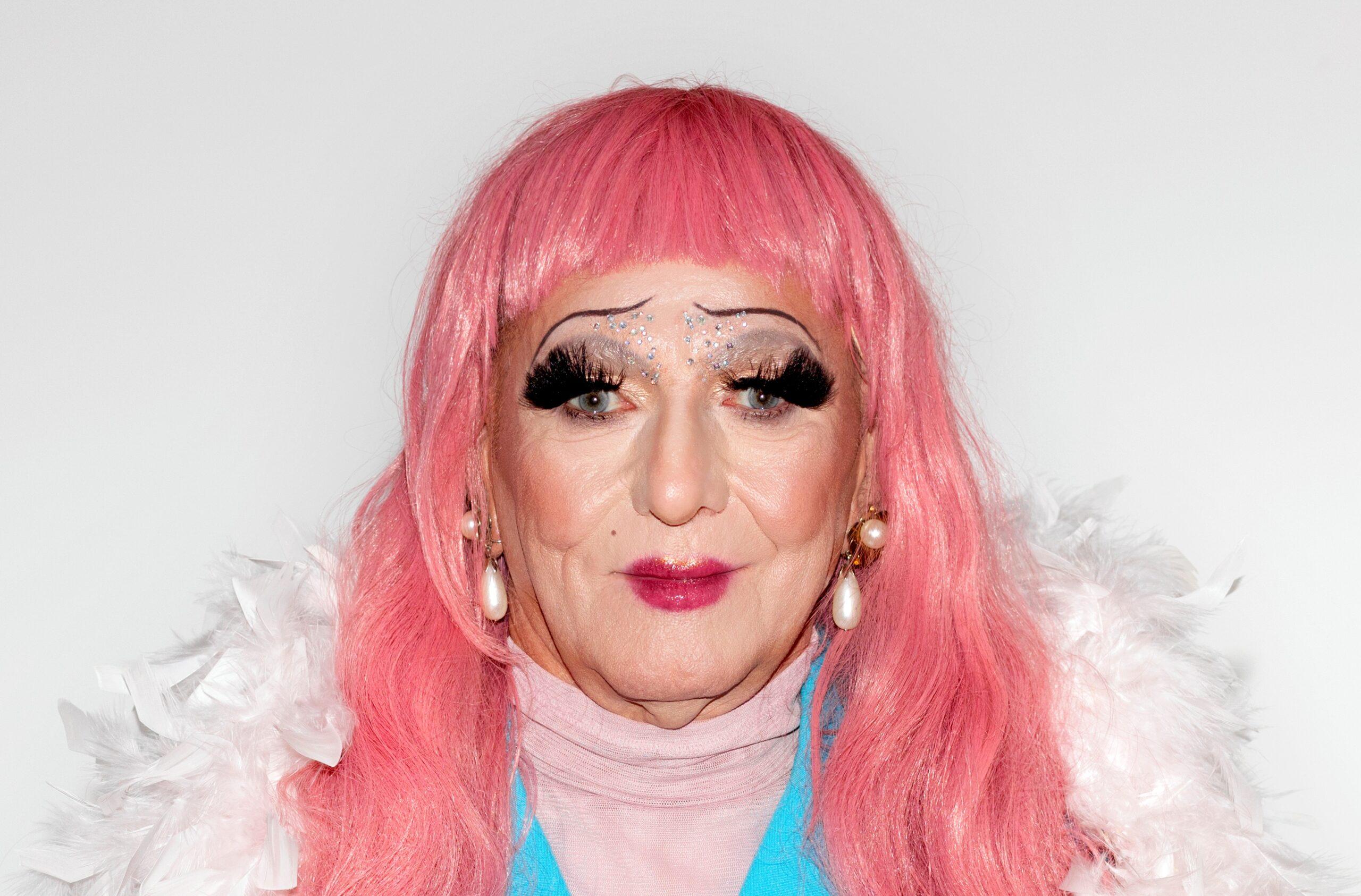 Biało-czerwone kotary: Lulla La Polaca, najstarsza polska drag queen
